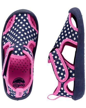 Chaussures d'eau à marguerites