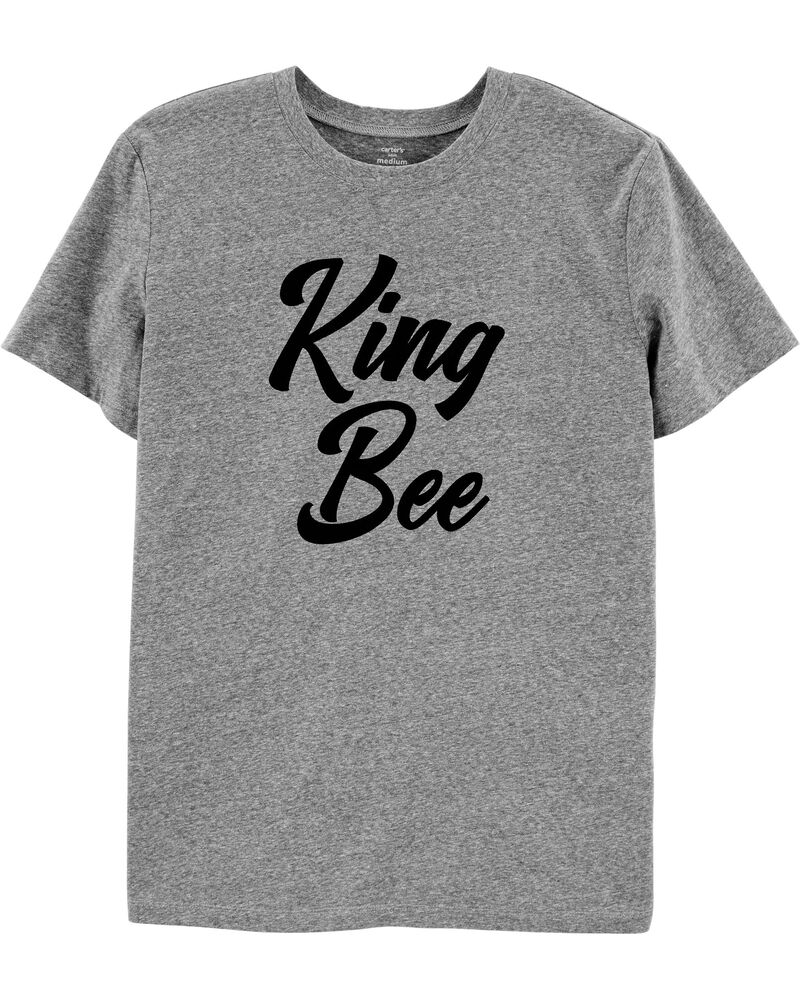 King Busy Bee Jersey Tee, , hi-res