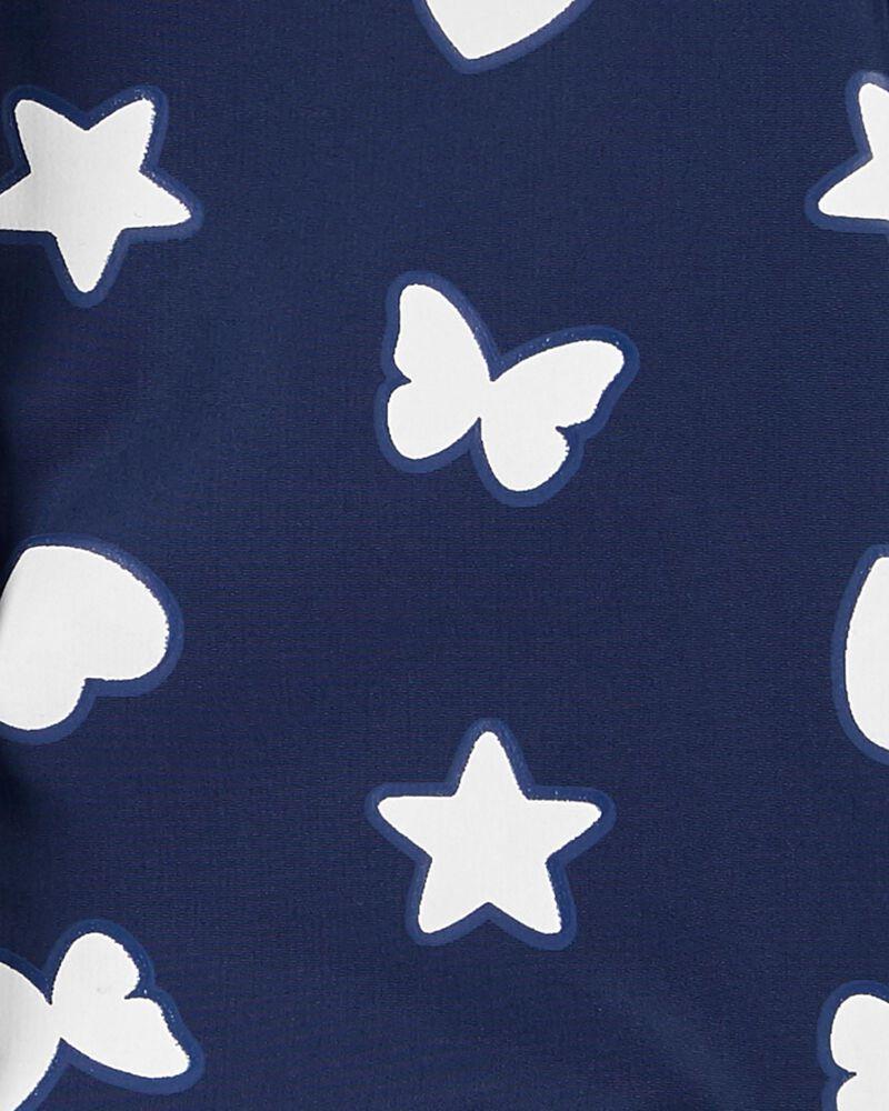 Imperméable à papillons qui changent de couleur, , hi-res