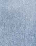 Knit Denim Overalls, , hi-res