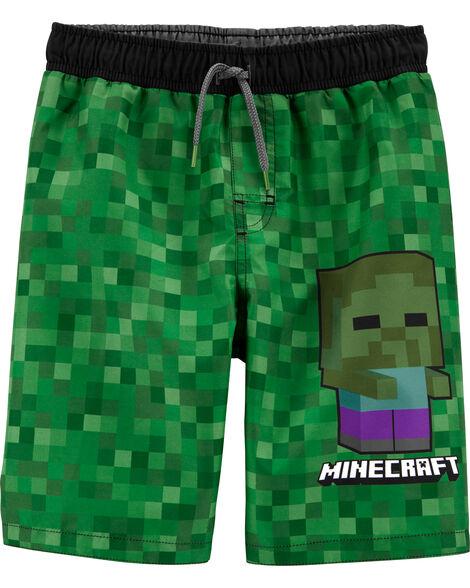 Maillot de bain MinecraftMD