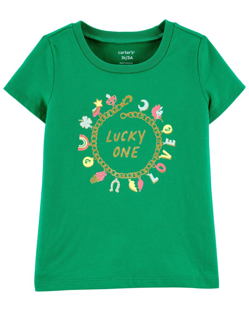 T-shirt en jersey de la St-Patrick, , hi-res