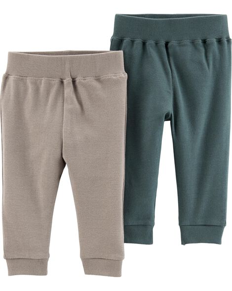 2-Pack Certified Organic Pants