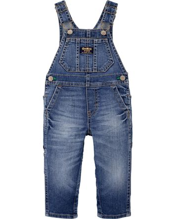Family Matching Denim Overalls For...