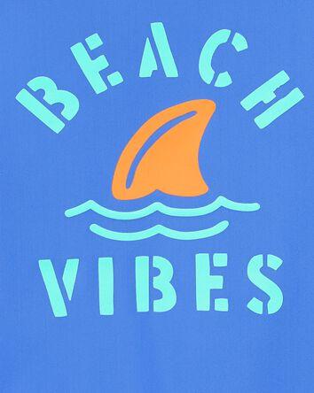 Beach Vibes Rashguard