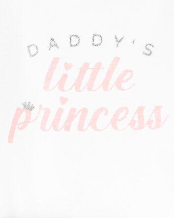 2-Piece Princess Bodysuit & Tutu Pa...