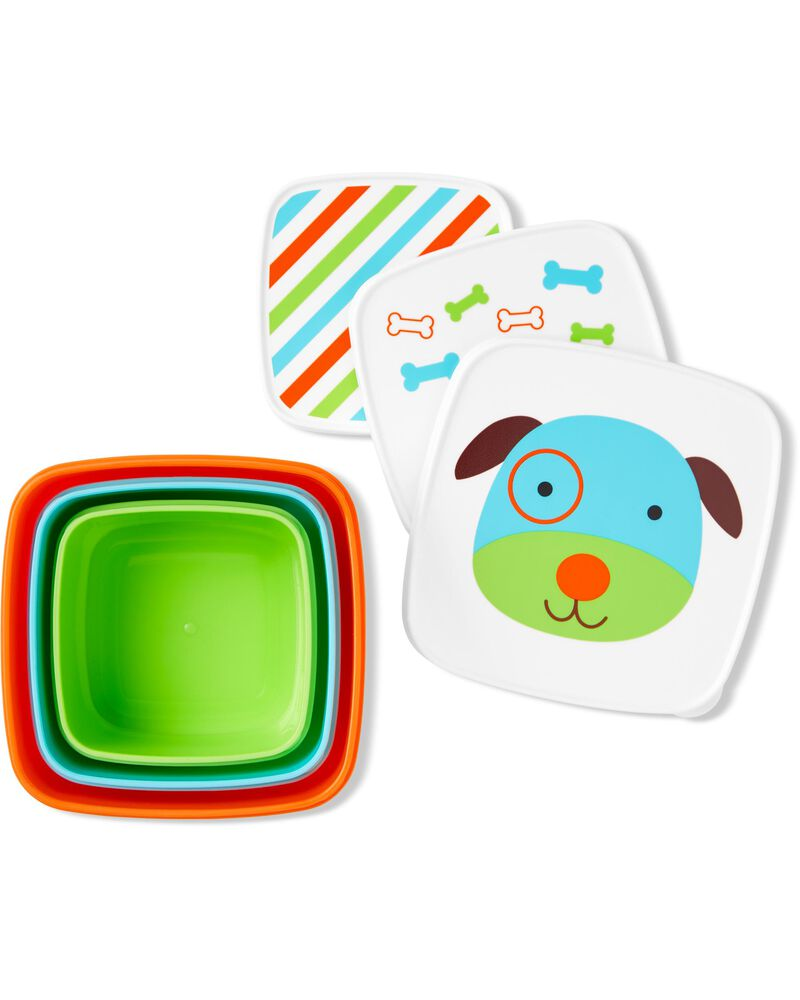 Zoo Snack Box Set, , hi-res