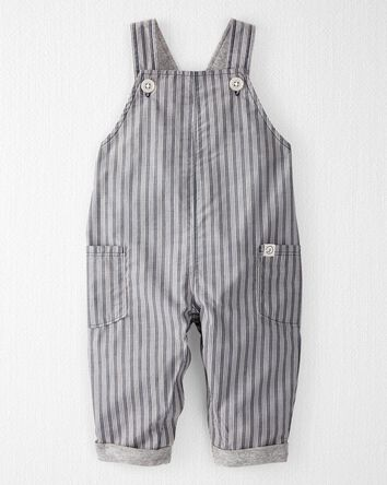 Organic Cotton Overall Jumpsuit