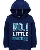 No.1 Little Brother Hooded Jersey Tee, , hi-res
