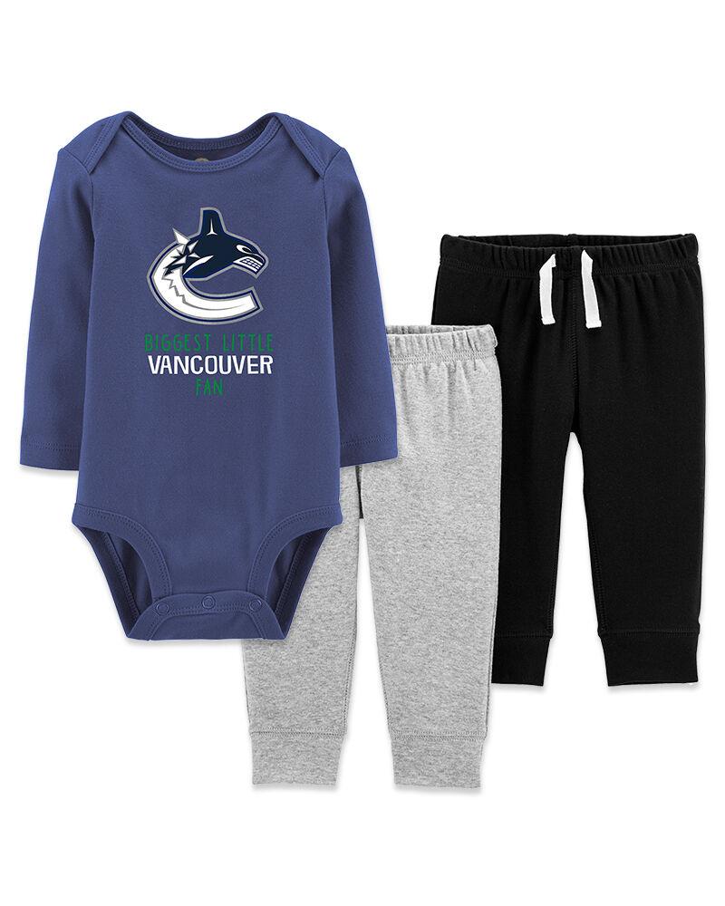 Ensemble Canucks de Vancouver de la LNH, , hi-res