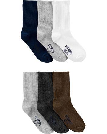 6 paires de chaussettes habillées