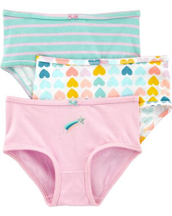 3-Pack Cotton Undies