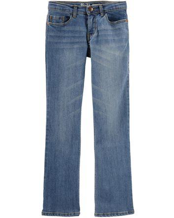 Jeans coupe botte - bleu Upstate
