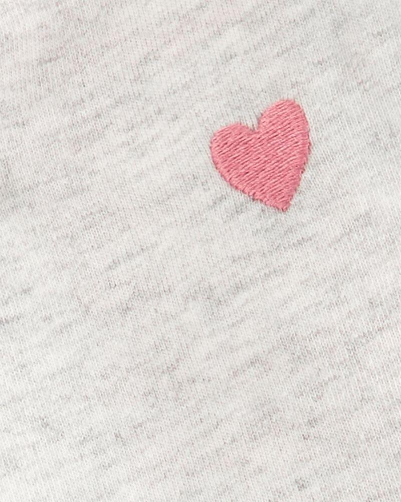 Ensemble 2 pièces robe cache-couche et cardigan à rayures, , hi-res