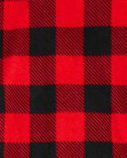 2-Piece Buffalo Check Pullover & Jogger Set, , hi-res