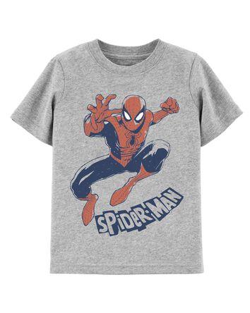 T-shirt Spider-Man qui brille