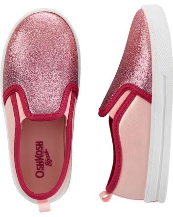 Chaussures à enfiler scintillantes