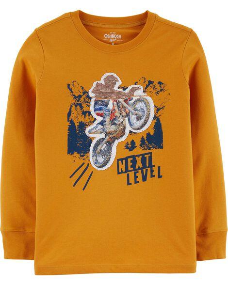 Flip & Reveal Motocross Tee