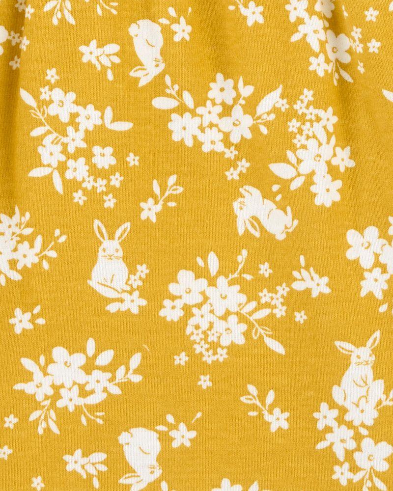 Floral Ruffle Bodysuit, , hi-res