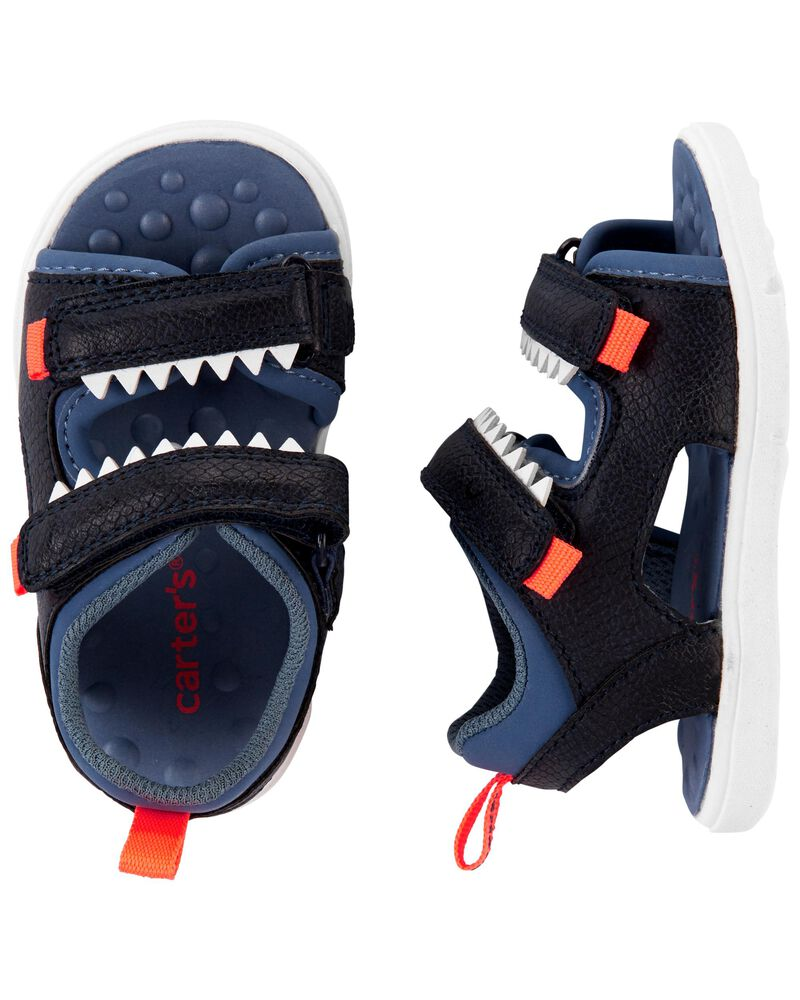 Dinosaur Play Sandals , , hi-res