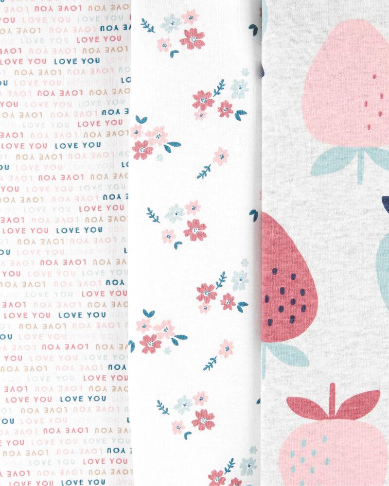 Emballage de 5 cache-couches originaux fraise, , hi-res