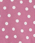 Polka Dot Snap-Up Romper, , hi-res