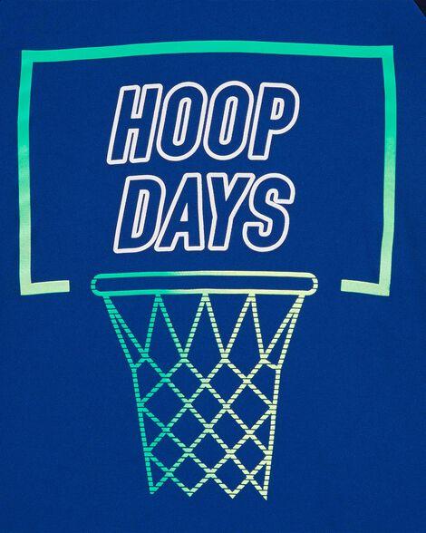 T-shirt de sport basketball