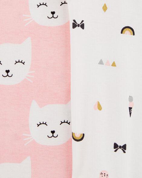Emballage de 5 cache-couches originaux chats