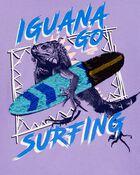 Surfing Iguana Flip & Reveal Tee, , hi-res