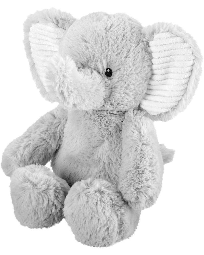 Éléphant en peluche, , hi-res