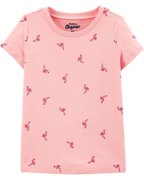 Originals Flamingo Graphic Tee