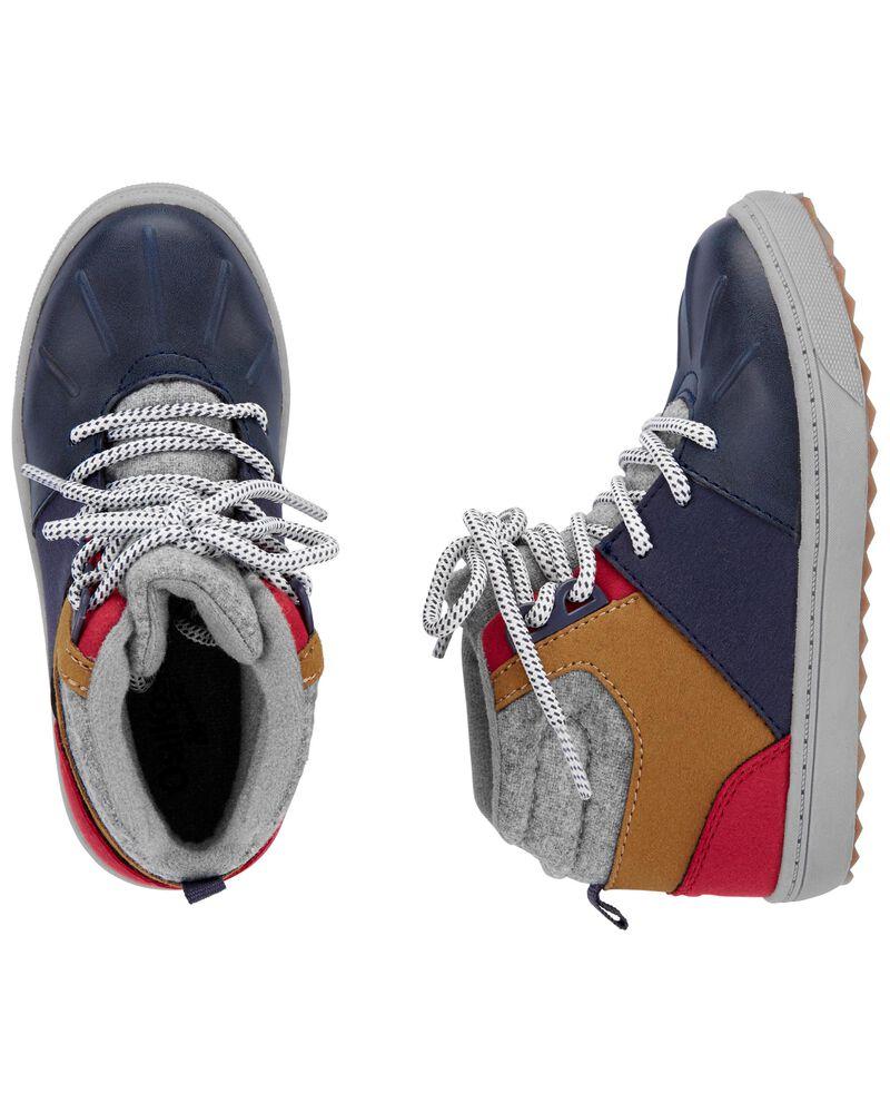 Colourblock Boots, , hi-res