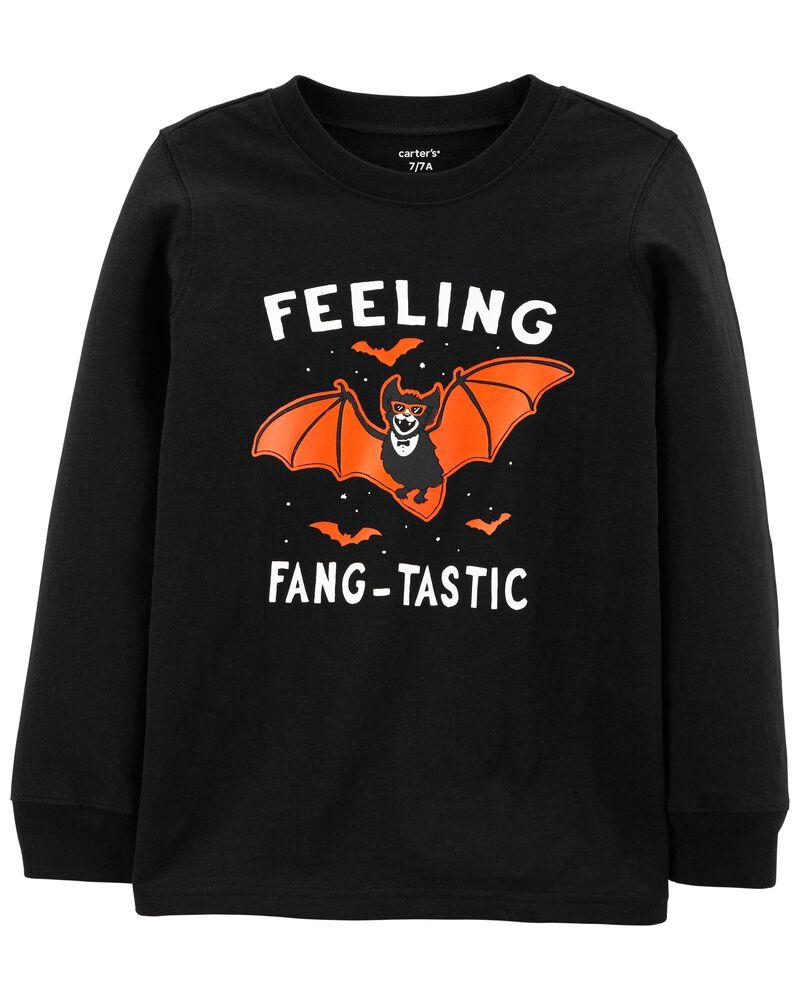 Robe en jersey chauve-souris d'Halloween, , hi-res