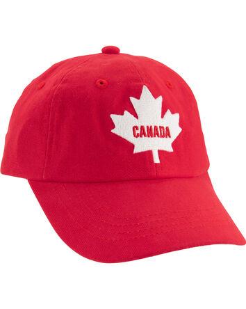 Casquette de baseball Fête du Canad...