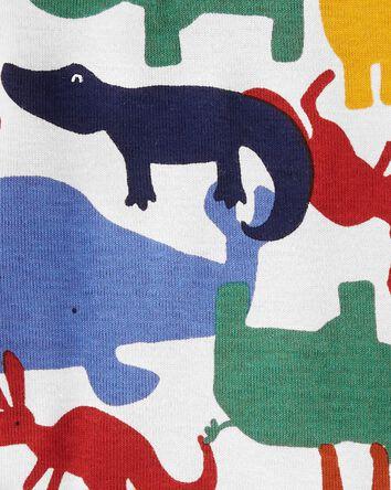 Animal Long-Sleeve Bodysuit