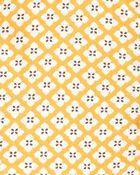 Ensemble 2 pièces robe cache-couche et cardigan à motif géométrique, , hi-res