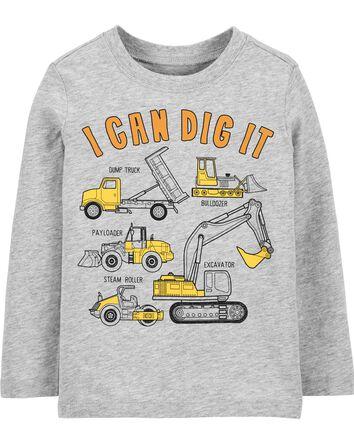 T-shirt en jersey Dad's Sidekick