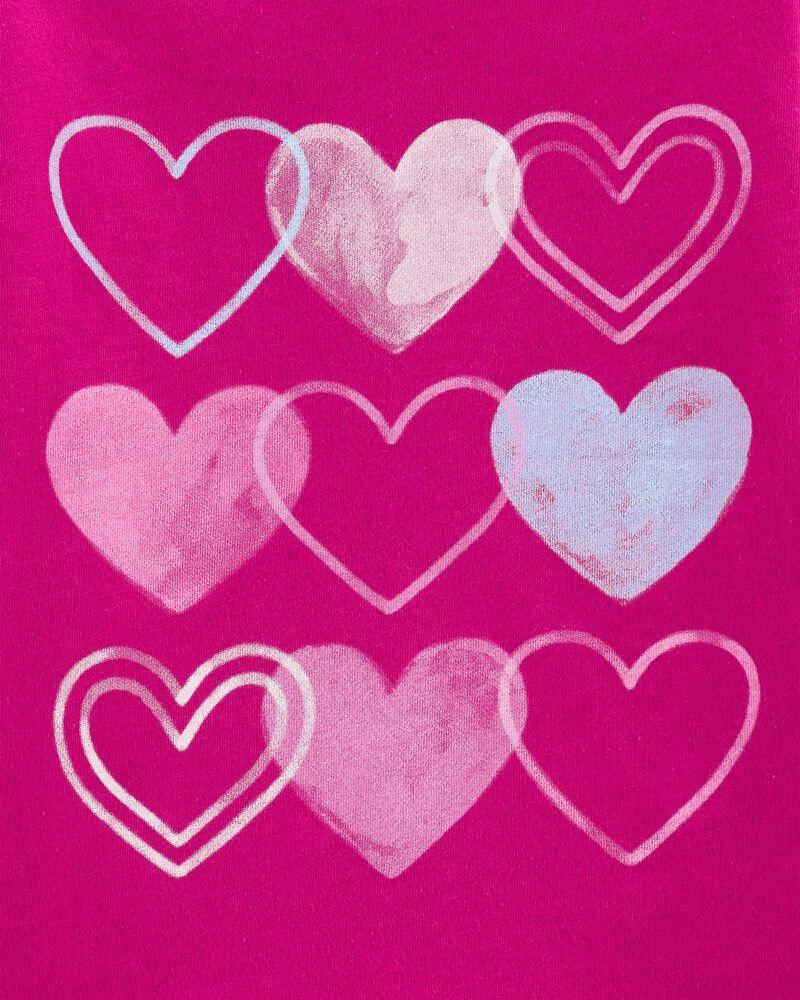 Hearts Jersey Tee, , hi-res