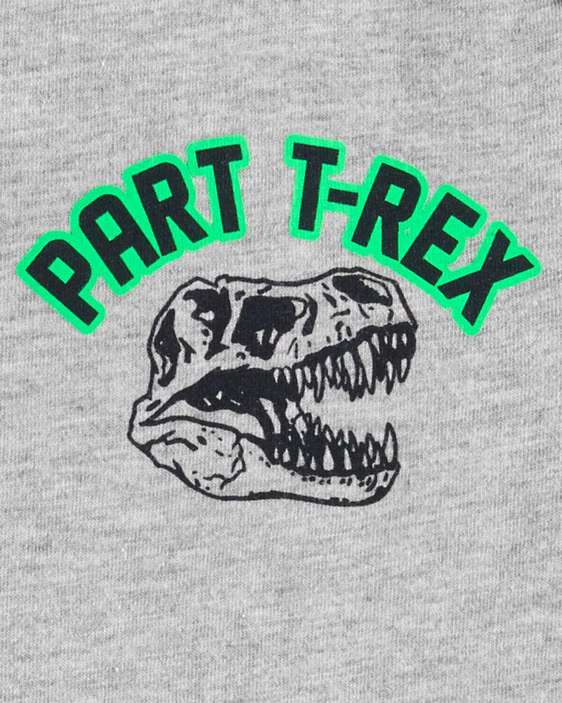 T-shirt Part T-Rex Dinosaur, , hi-res