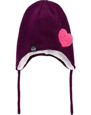 Kombi Heart Peruvian Hat