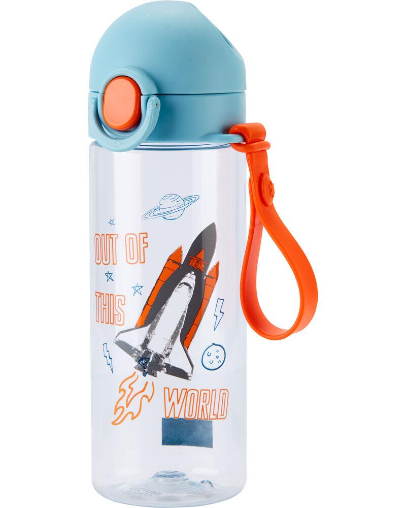 Rocketship Water Bottle, , hi-res