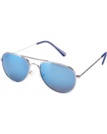 Aviator Wire Sunglasses
