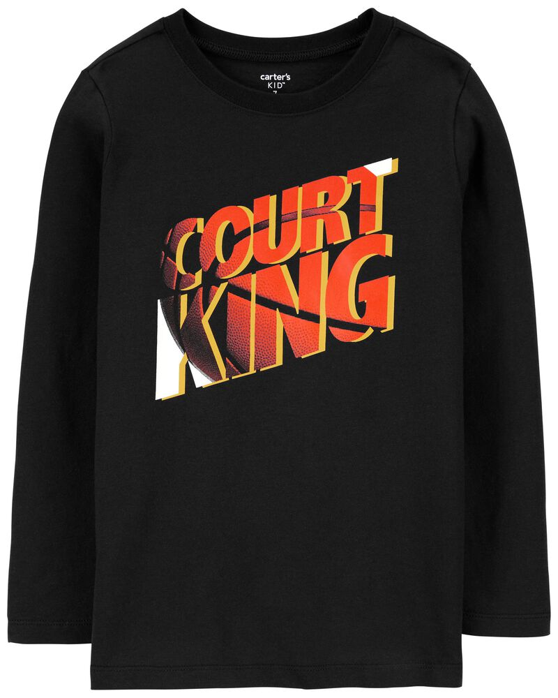 T-shirt en jersey de basketball, , hi-res