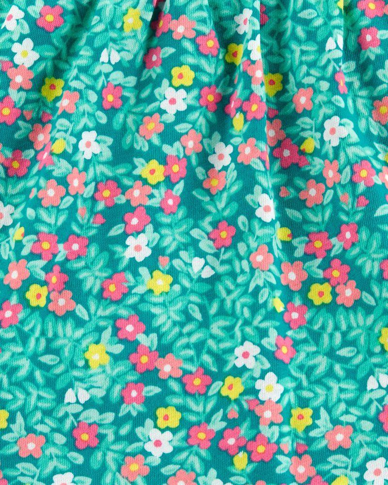 Floral Sunsuit, , hi-res