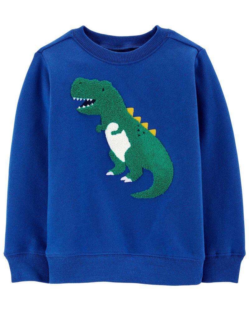 Dinosaur Pullover, , hi-res