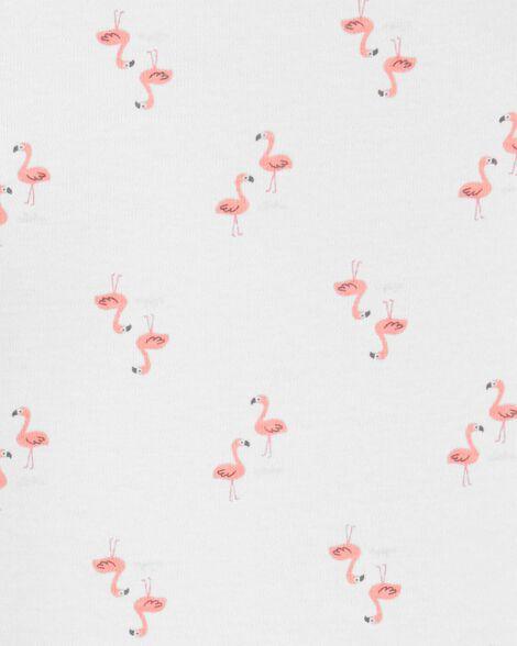 3-Piece Flamingo Little Jacket Set
