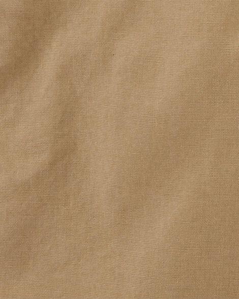 Convertible Canvas Overalls