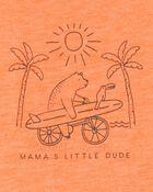 Mama's Dude Bodysuit, , hi-res