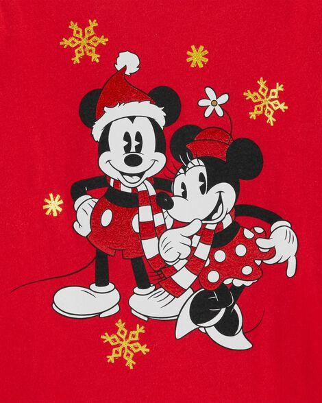 T-shirt des Fêtes Mickey et Minnie Mouse
