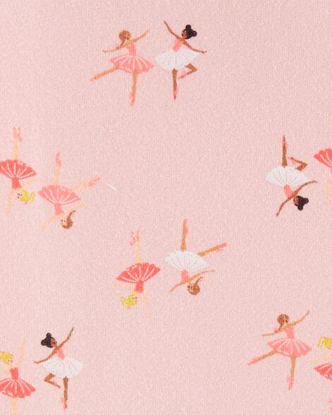 Ballerina Layered Tulle-Sleeve Pocket Tee
